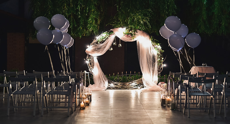 Planning A Breathtaking Wedding In Your apartment in Pallavaram