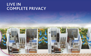 Flats for sale in Chennai with No common walls