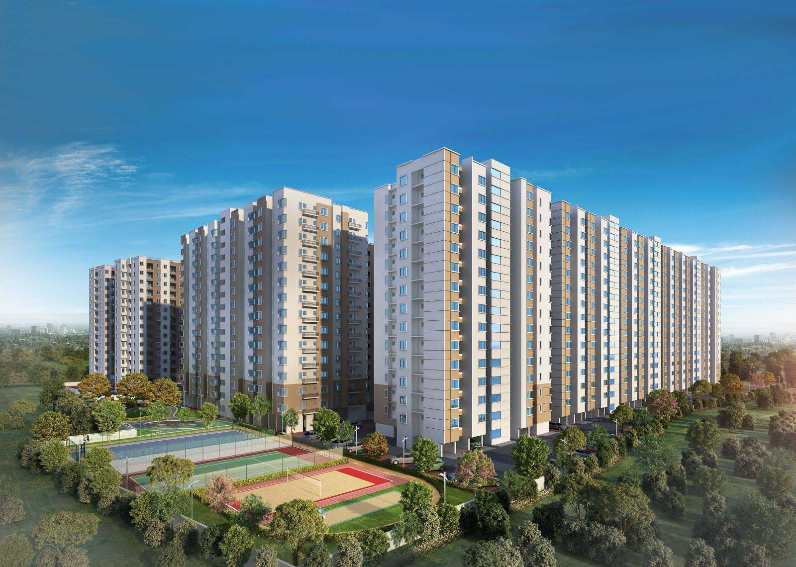 Flats for sale in Chennai Radial Road